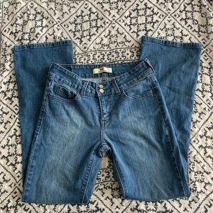 Levi's Slender Bootcut Jeans - size 2S